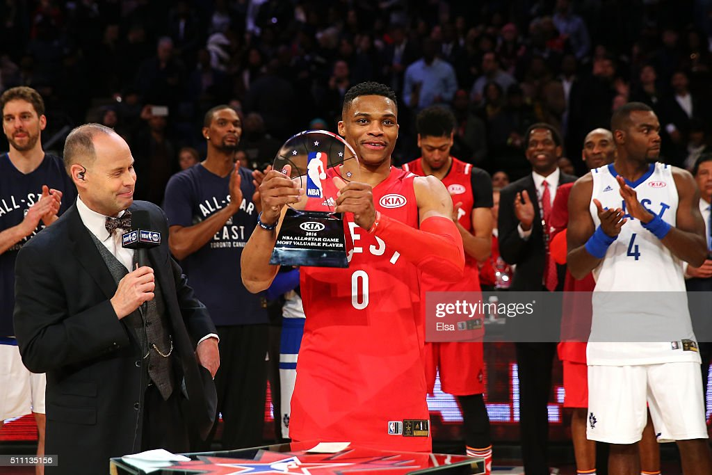 3fd51f6238c Russell Westbrook of the Oklahoma City Thunder and the Western ...
