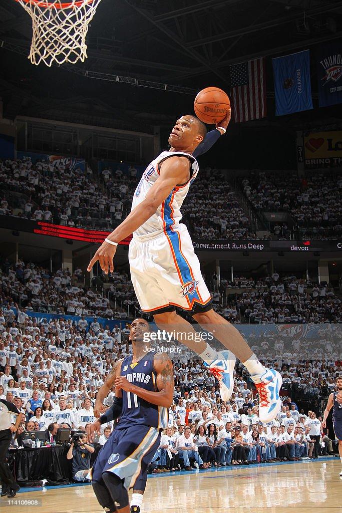 Memphis Grizzlies v Oklahoma City Thunder - Game Five