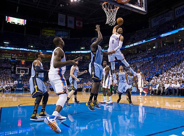 Memphis Grizzlies vs Oklahoma City Thunder