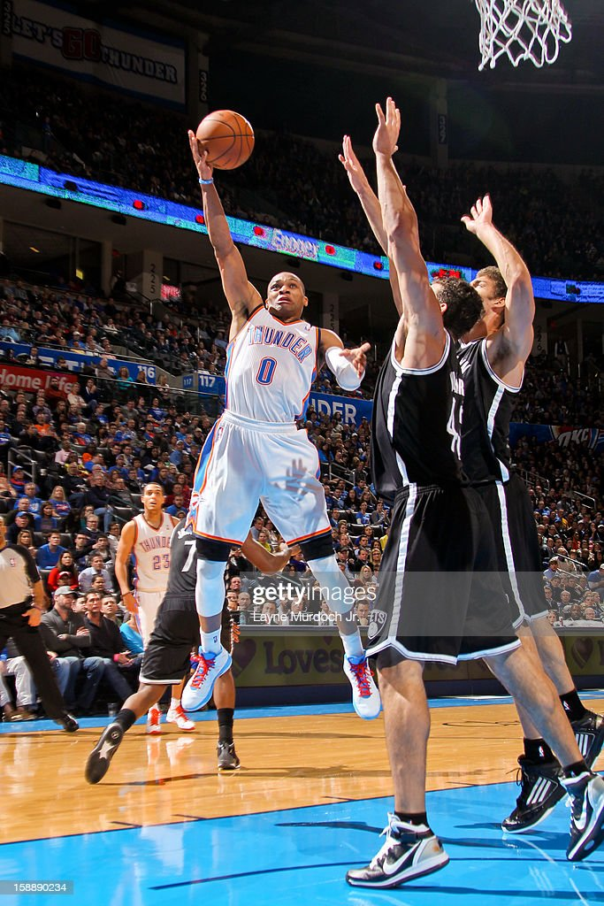 Brooklyn Nets v Oklahoma City Thunder Photos and Images | Getty Images