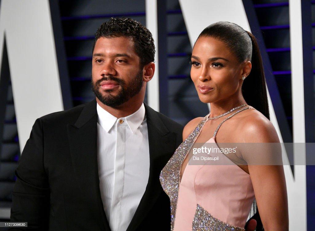 2019 Vanity Fair Oscar Party Hosted By Radhika Jones - Arrivals : Nachrichtenfoto