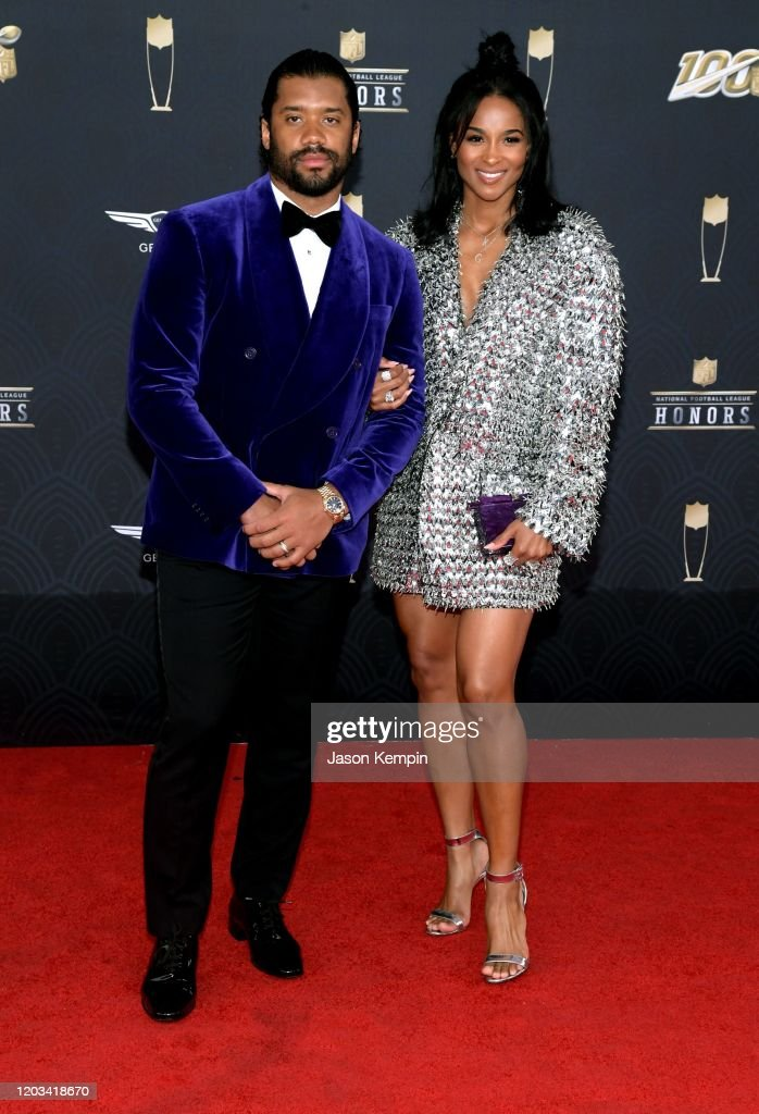 9th Annual NFL Honors - Arrivals : News Photo