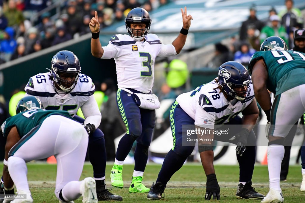 Seattle Seahawks v Philadelphia Eagles : News Photo