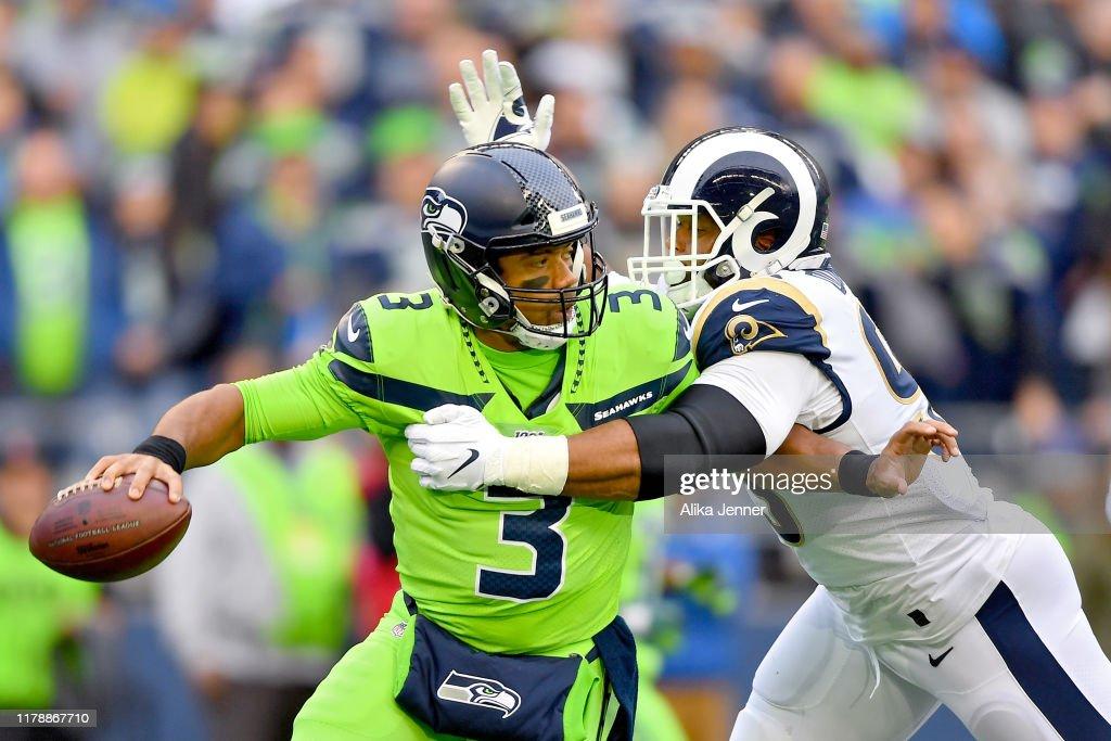 Los Angeles Rams vSeattle Seahawks : News Photo