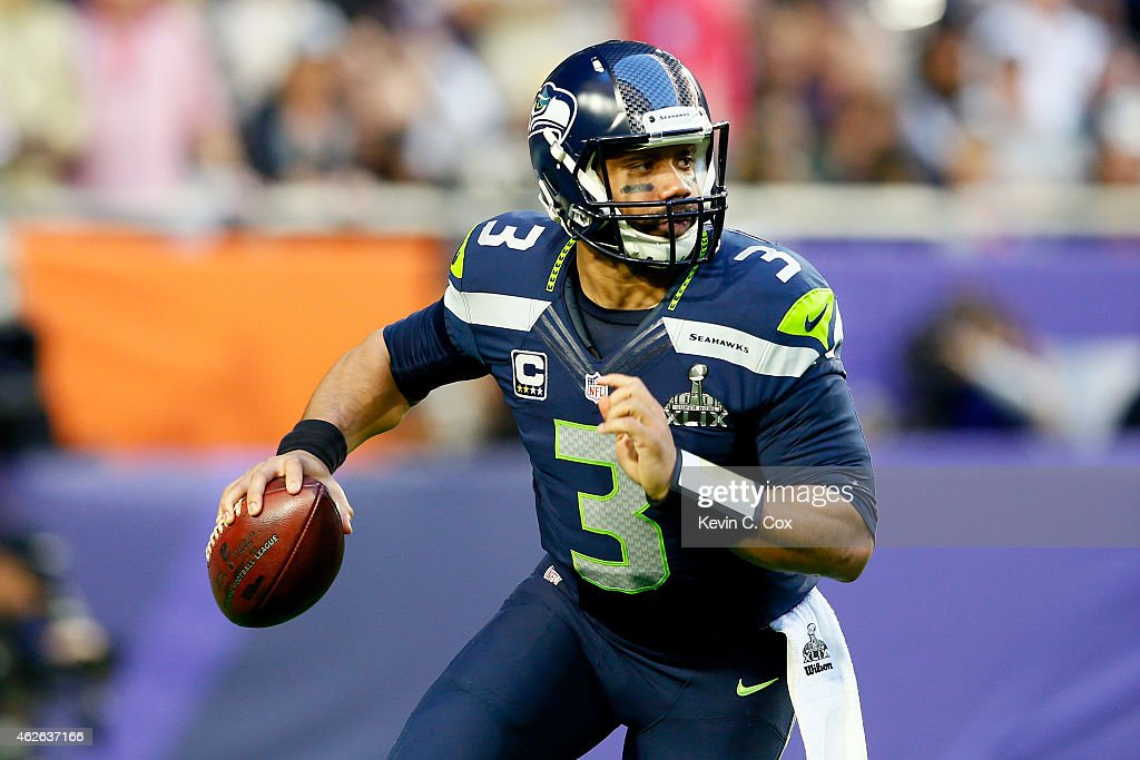 Super Bowl XLIX - New England Patriots v Seattle Seahawks : ニュース写真