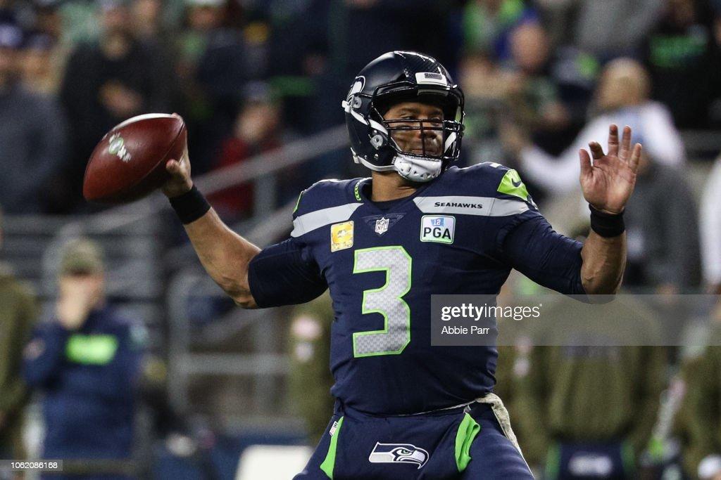 Green Bay Packers v Seattle Seahawks : Fotografia de notícias