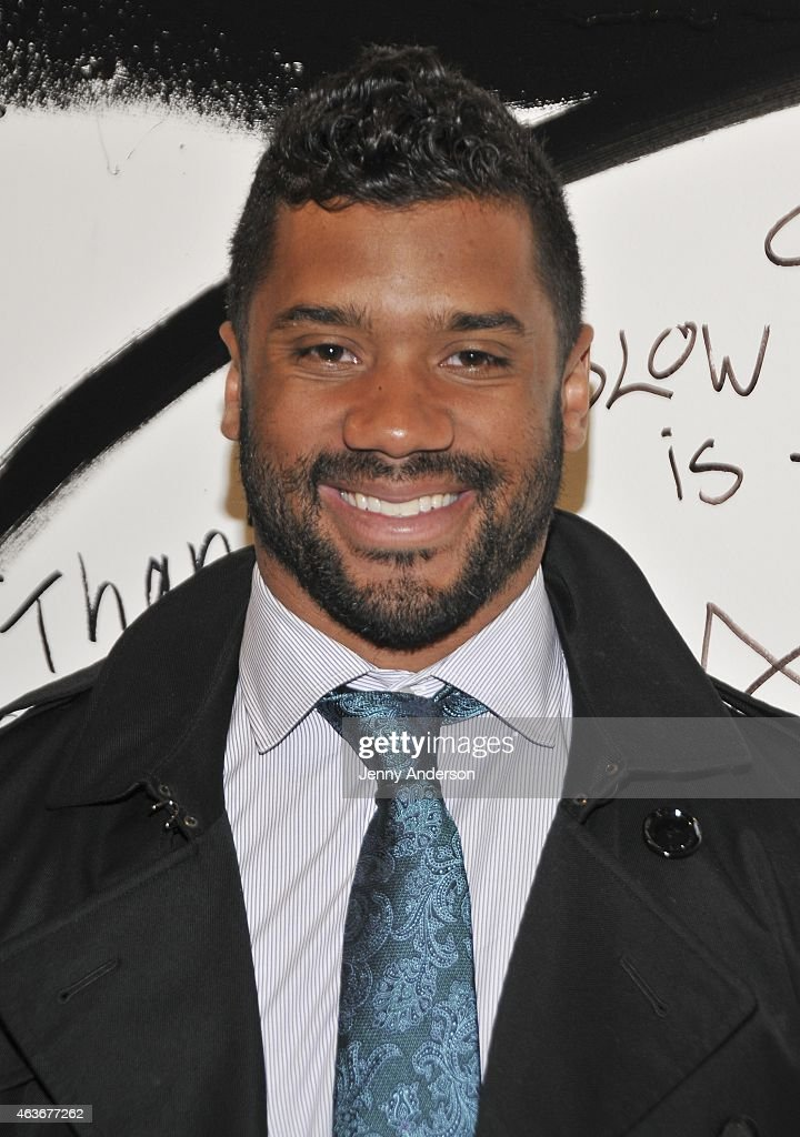 Russell Wilson Visits AOL HQ