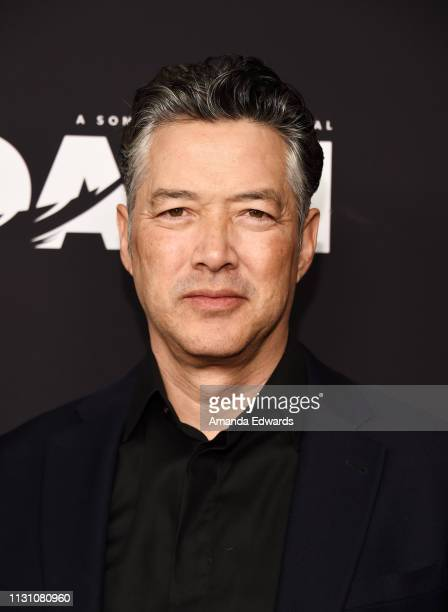 Russell Wong arrives at Sony Crackle's 'The Oath' Season 2 exclusive screening event at Paloma on February 20 2019 in Los Angeles California