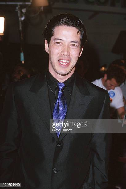Russell Wong during Romeo Must Die Premiere at Mann Village Theatre in Westwood California United States