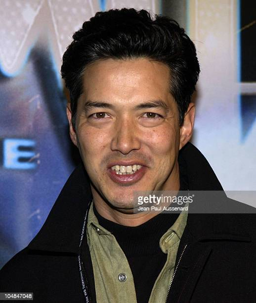 Russell Wong during The WB Network AllStar Celebration Arrivals at The Highlands in Hollywood California United States