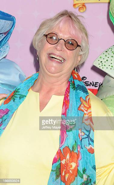 Russi Taylor arrives at the Disney Channel's Premiere Party For 'Sofia The First Once Upon A Princess' at the Walt Disney Studios on November 10 2012...