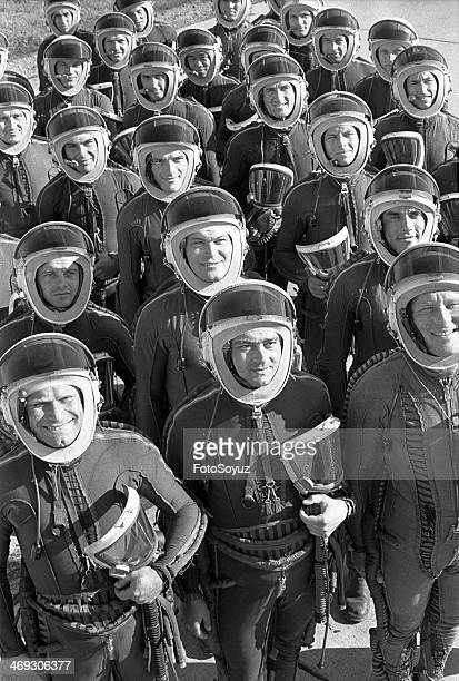 Students of the Air Force training school