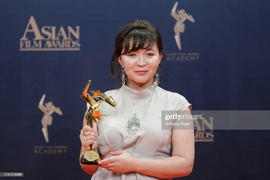 The 13th Asian Film Awards : Foto jornalística