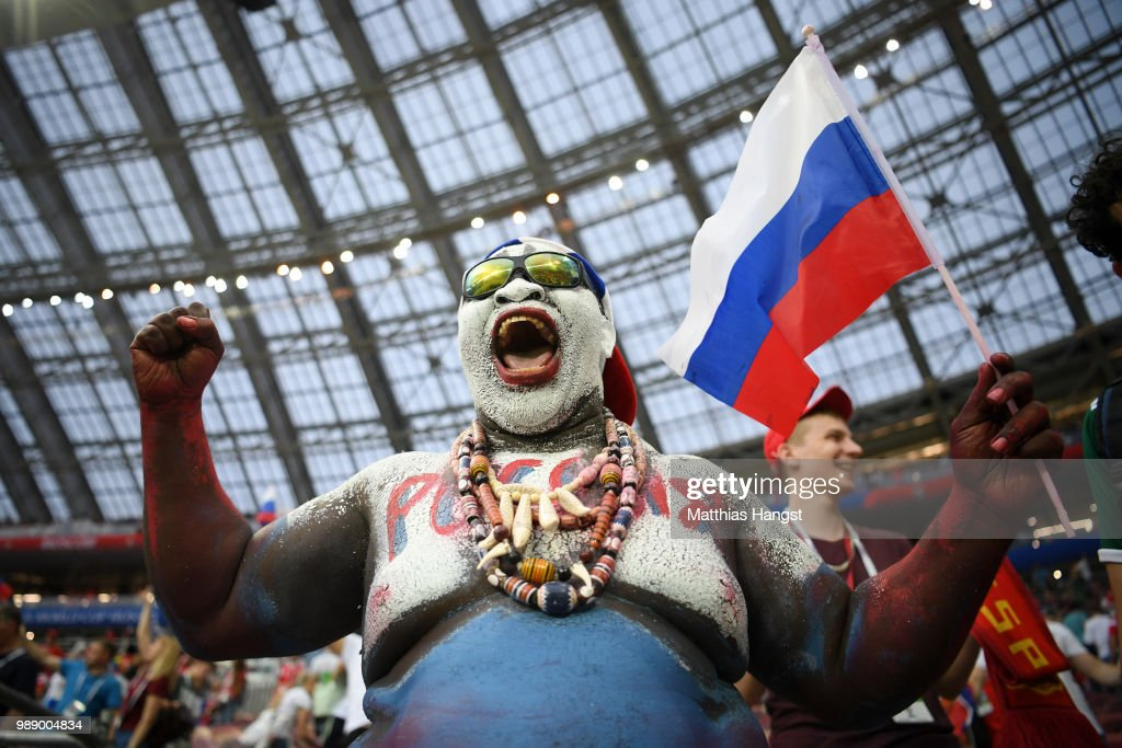 The World Cup's Unforgettable Fans