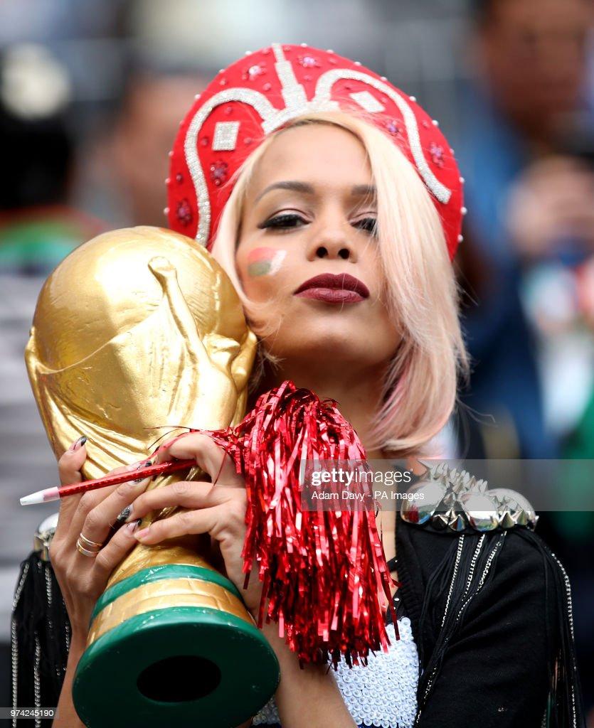 Russia v Saudi Arabia - FIFA World Cup 2018 - Group A - Luzhniki Stadium : News Photo