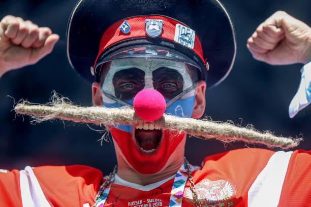 RUS: Finland v Russia - UEFA Euro 2020: Group B