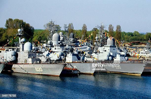 Russia Kaliningrad Kaliningrad Baltijsk warships of the Russian navy