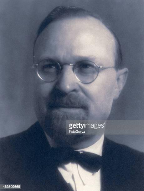 Academician Alexander Ivanovich Oparin 1949