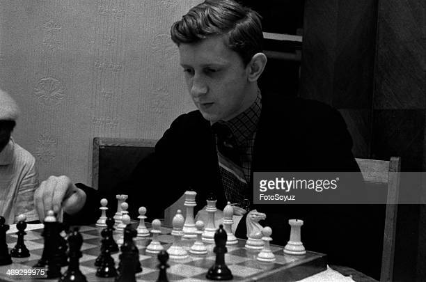 Chess players participants of Superiority of the USSR 1940 year Vasily Smyslov