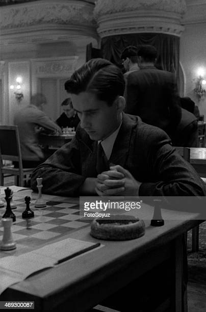 Chess players participants of Superiority of the USSR 1940 year Paul Keres