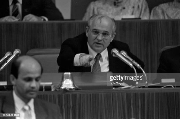 Michael Gorbachev XXVIII congress of the CPSU July 1990