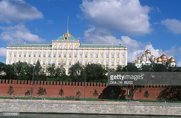Russia Moscow Kremlin Kremlin Great Palace 15th19th century