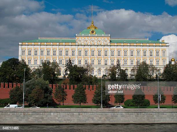 Russia Moscow Moscow Great Kremlin Palace