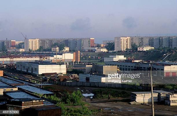 Russia Siberia Novosibirsk