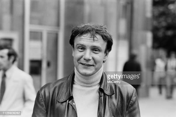 Russian activist Vladimir Bukovsky UK 21st July 1977