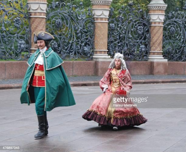 Russian aristocracy?