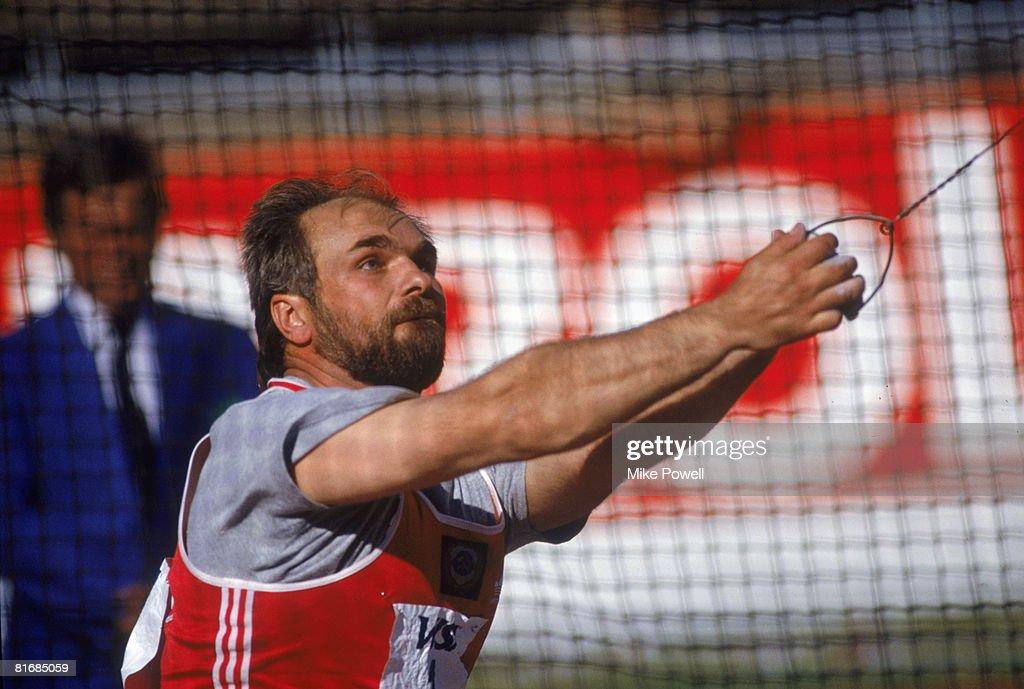 Yuri Sedykh : News Photo