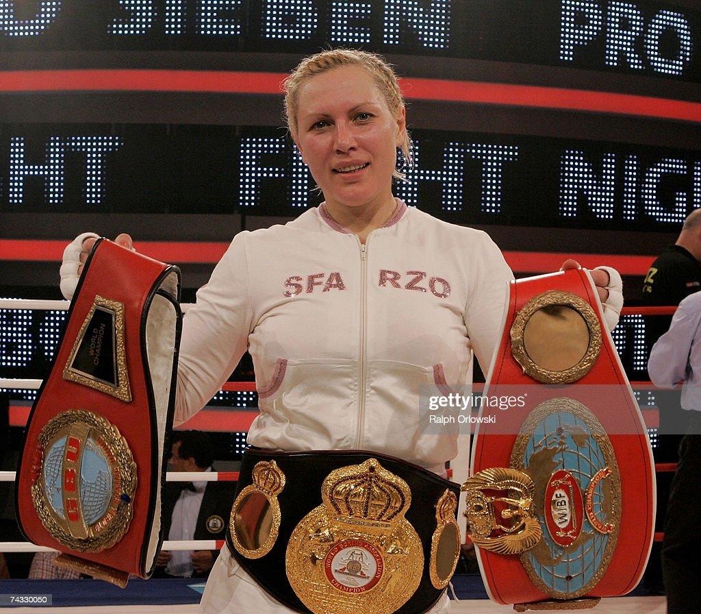 Fight Night Pro Sieben : News Photo
