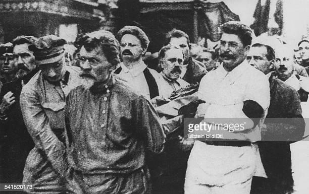 a biography of joseph stalin the leader of soviet union during mid 1920s to 1953