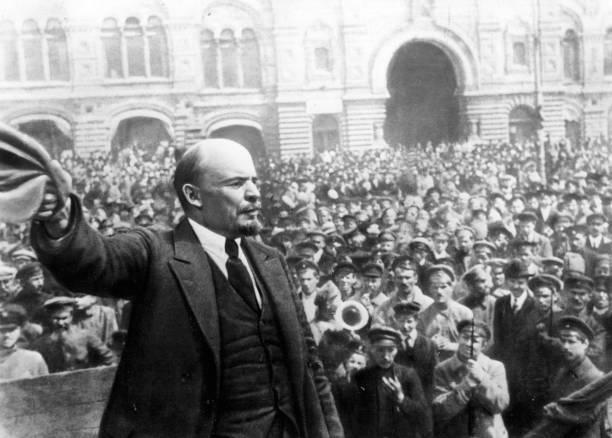 Vladimir Ilyich Lenin Wall Art