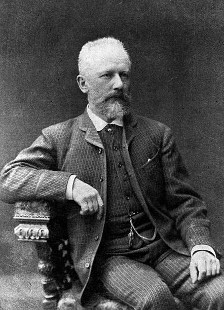 Russian composer Peter Tchaikovsky . His works include...