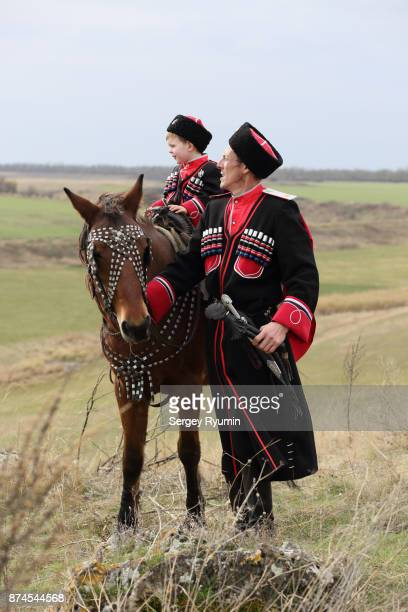 Russian Cossacks.
