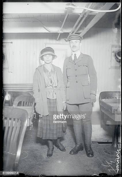 Russian Count and Wife Here Practically Penniless. Count and Countess Alexier Garin arrived here today on the SS Mount Clinton enroute to the home of...