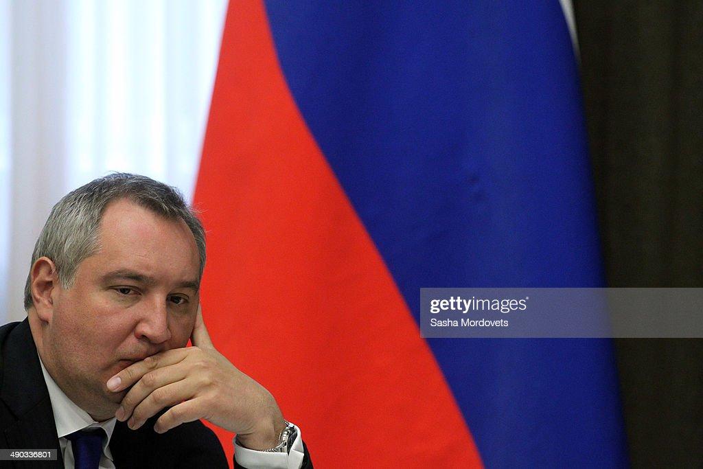 Russian President Vladimir Putin  Visits Sochi