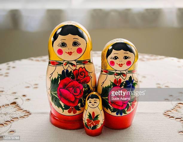Russian Doll (Baboushka) family