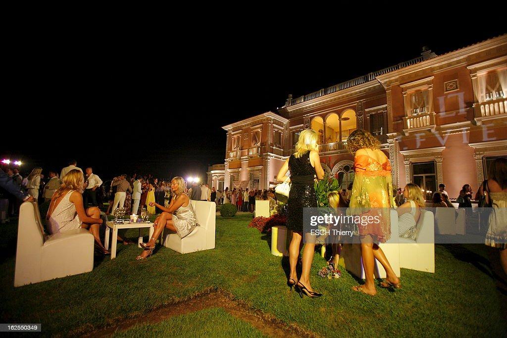 Russian Festival In Saint-Jean-Cap-Ferrat : News Photo