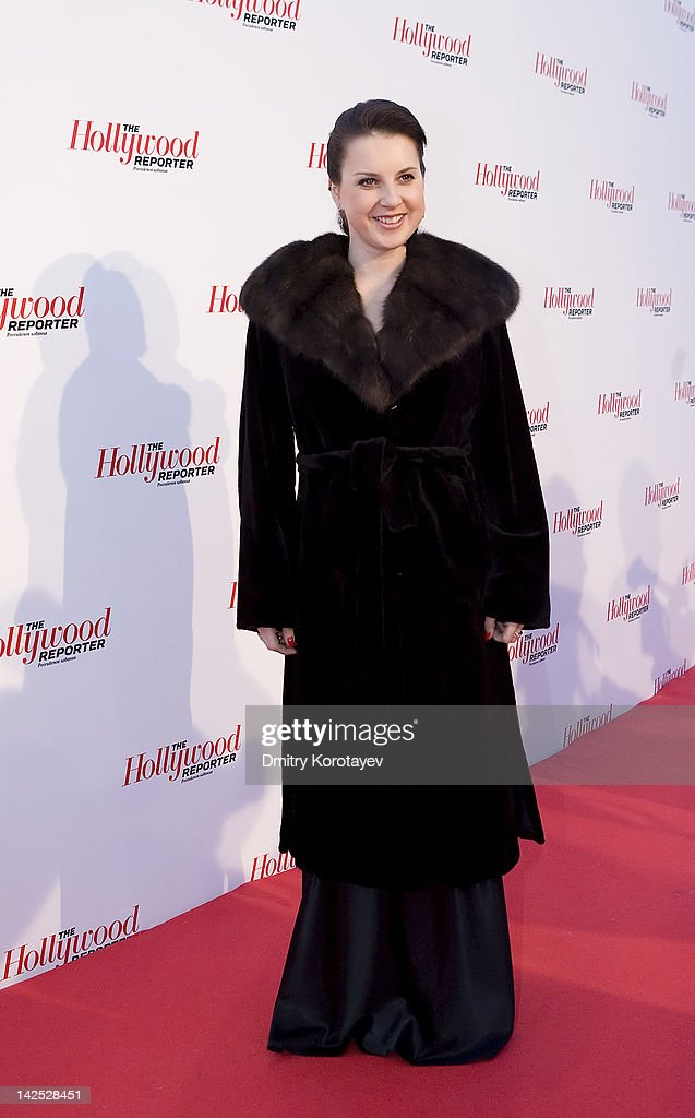 The Hollywood Reporter: Russian Edition - Launch Party