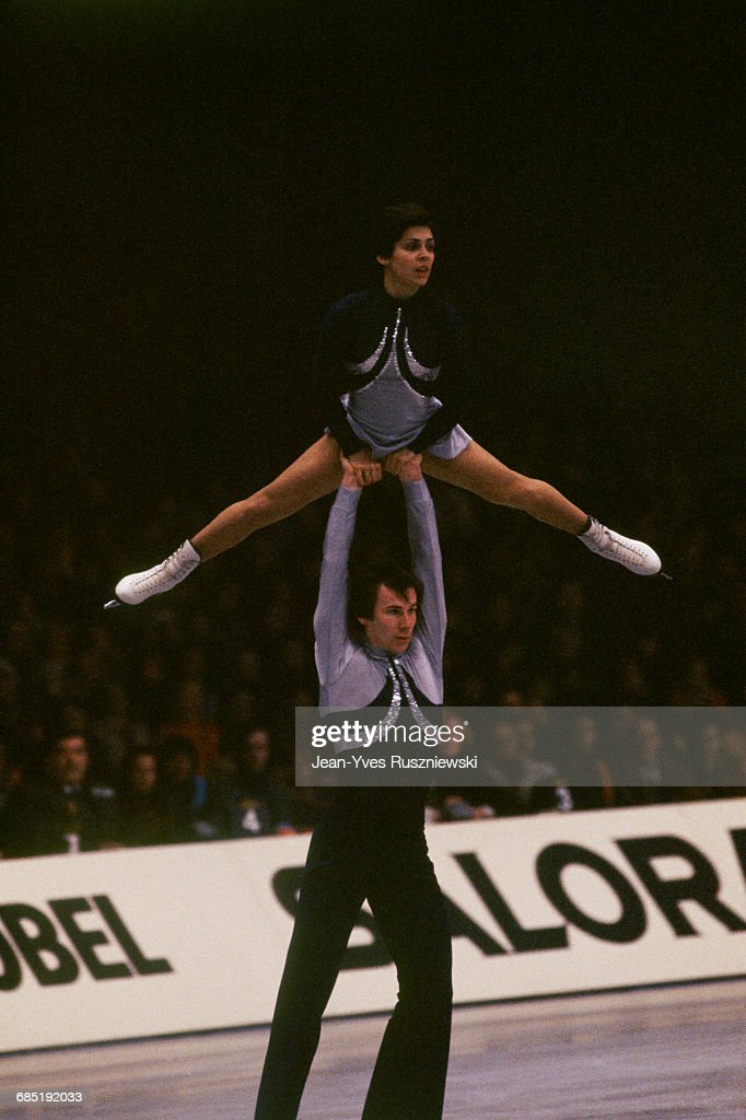 Figure Skating - Irina Rodnina and Aleksandr Zaitsev : News Photo