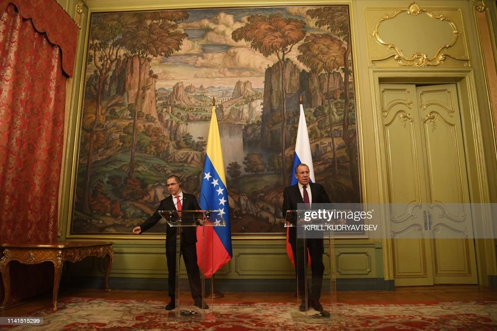 RUSSIA-VENEZUELA-DIPLOMACY : News Photo