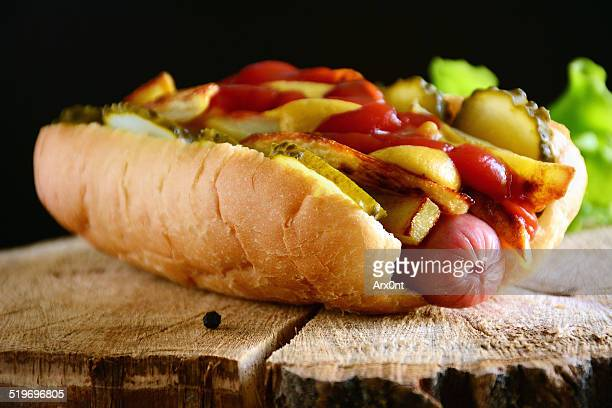 Russian hot dog
