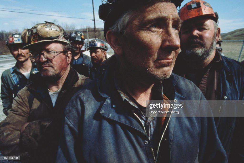 Russian Miners : ニュース写真