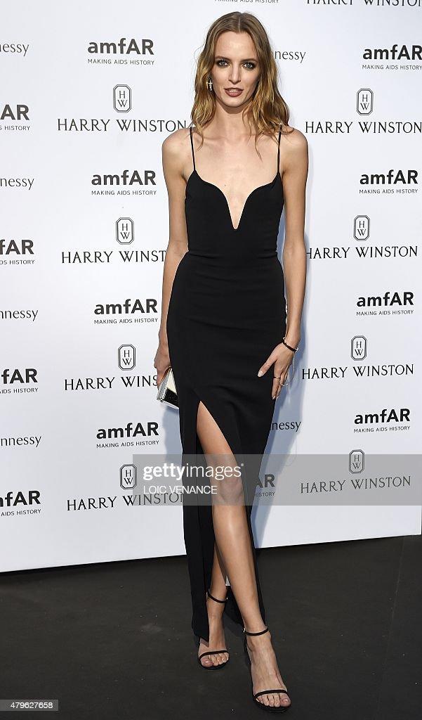 Daria black dress silver