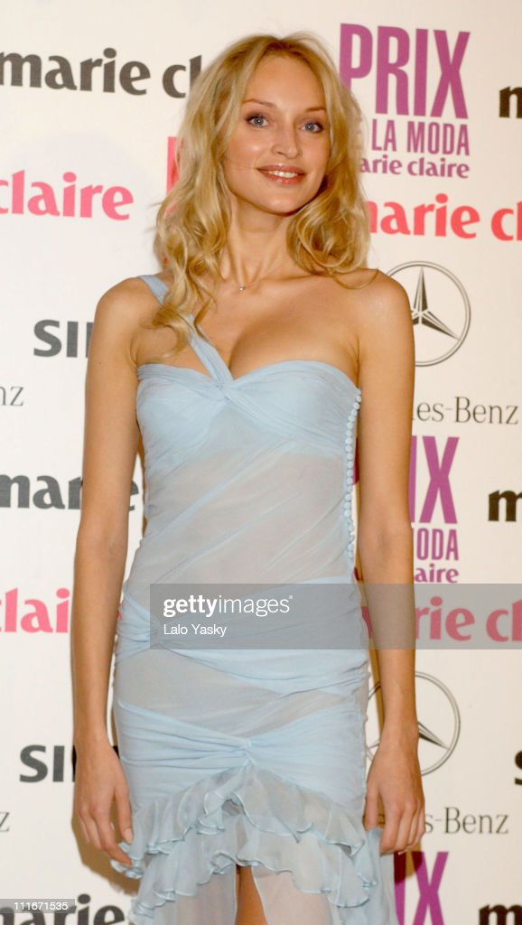 1st Annual Marie Claire Fashion Awards : Photo d'actualité