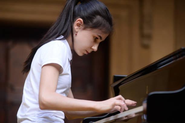 ITA: Alexandra Dovgan Performs At The Pianofortissimo Festival