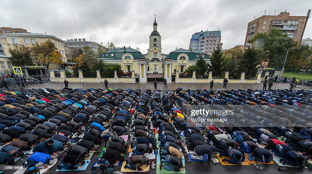 RUSSIA-RELIGION-ISLAM : News Photo