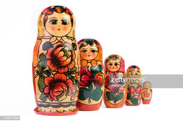 Russian Nesting Puppen